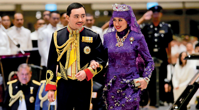 01 Brunei's Royal Wedding Album